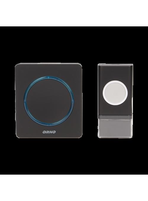 Dzwonek bezprzewodowy OPERA DC, bateryjny, learning system, 48 dźwięków, 100m