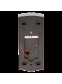 Dzwonek bezprzewodowy DISCO DC, bateryjny, learning system, 1 dźwięk, 70m