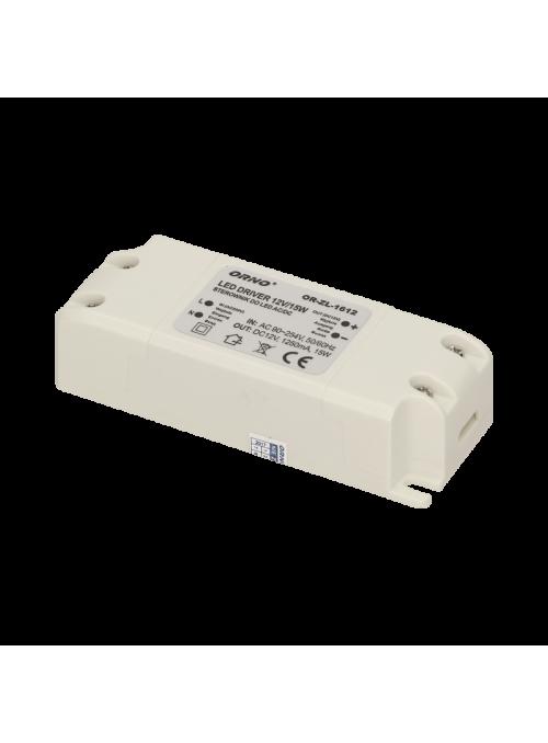 Zasilacz do LED 12V, 15W, IP20