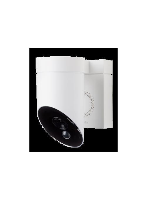 Kamera zewnętrzna z gamy produktów Somfy Protect