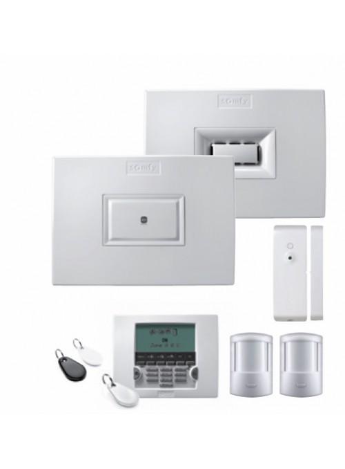 Alarm - Starter Kit: LCD + Siren + Somfy Switchboard