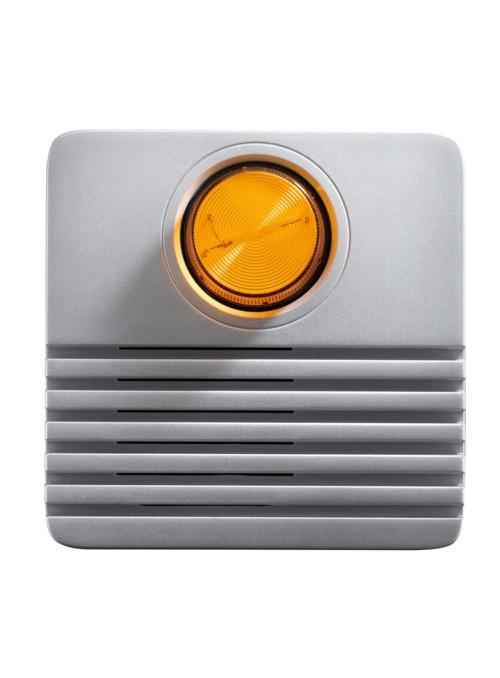 External Sounder Siren with flashing light