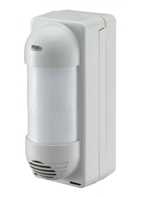 Outdoor movement detector