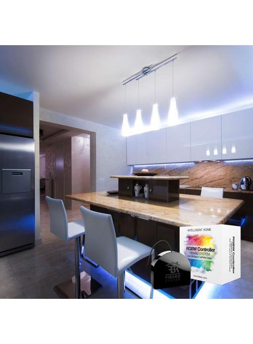 Sterownik taśmy LED oraz diody RGB / RGBW Fibaro