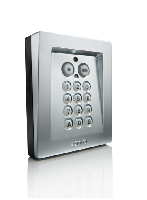 Metal keypad star