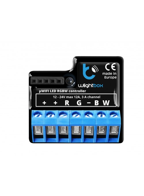 Sterownik wLightBox - zarządzanie kolorem oświetlenia