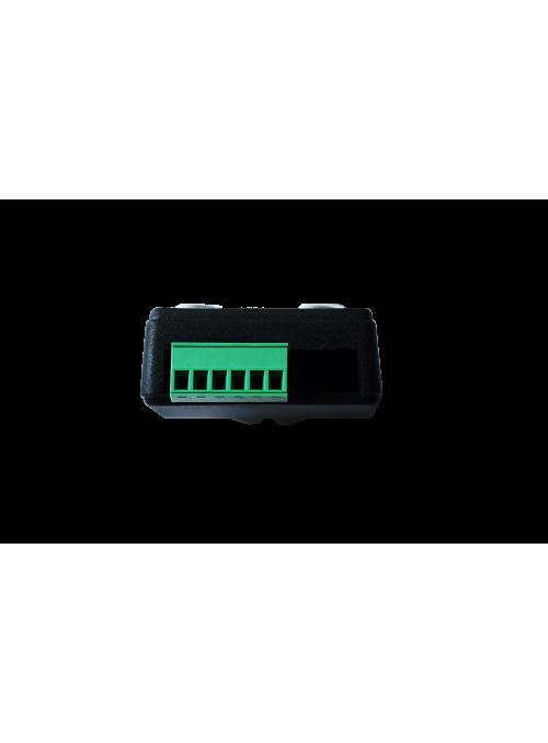 Sterownik parkingSensor - zarządzanie oświetleniem przy parkowaniu samochodu