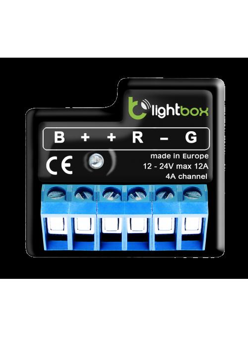 Sterownik LightBox - kompleksowe zarządzanie oświetleniem