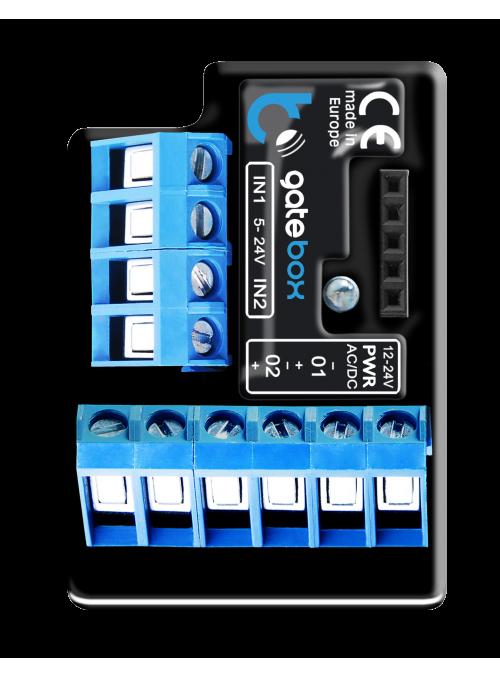 Sterownik GateBox - automatyczne otwieranie bram